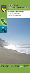 Cover: Brochure: California Marine Protected Areas - Central California