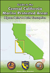 Cover: Guide to the Central California Marine Protected Areas