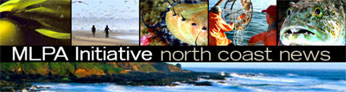 North Coast News title and cover photos